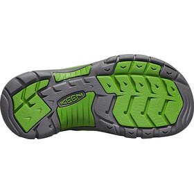 Keen Newport H2 Sandaalit Lapset, fluorite green